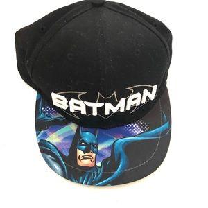 DC Comics Batman Kids Hat Adjustable Size